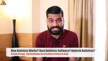 How Antivirus Works Best Antivirus Software Android Antivirus