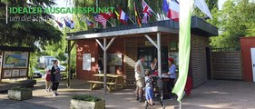 Camping Paris - Sandaya Camping International Maisons-Laffitte - Ile de France - DE