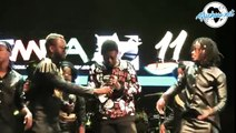 FEMUA 11 - MC One vient soutenir son mentor lors de sa prestation