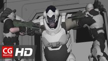 """CGI 3D Breakdown HD """"Making of Overwatch Animated Short Film"""" by Blizzard Entertainment 