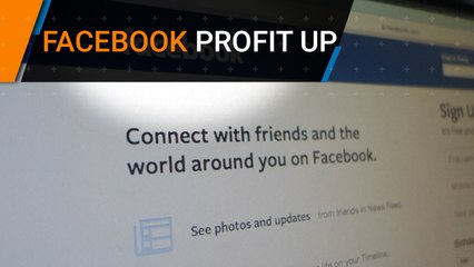 Facebook profit up, no impact from privacy scandal