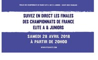 Finales France 2018 - Elite A & Juniors (Savate boxe française)