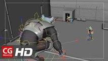 """CGI 3D & VFX Breakdown HD """"ALLEYCATS 3D Breakdown"""" by Blow Studio   CGMeetup"""