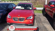 Pre Owned BMW X1 Greensburg  PA   Used BMW X1 Greensburg PA