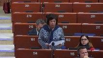 Intervention de Marie-Christine Dalloz concernant les besoins et droits humanitaires des personnes déplacées internes