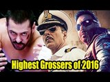 Bollywood Top 10 HIGHEST GROSSER Movie Of 2016
