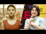 Dangal Girl Zaira Wasim's REATCS On Cutting Hair Short For DANGAL Movie
