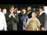 Amitabh Bachchan And Jaya Bachan At Ronnie Screwvala's Daughter's Wedding