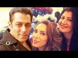 Salman's Girlfriend Iulia Vantur PARTIES HARD With His Ex-Girlfriend Sangeeta Bijlani !