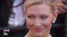 Cate Blanchett, présidente à Cannes 2018 - Reportage cinéma