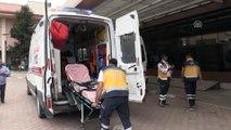 Doğu Guta'daki saldırılar - Suriye uyruklu 6 sivil yaralı, tedavi için Türkiye'ye getirildi - KİLİS