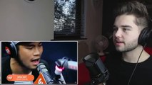 Bugoy Drilon covers One Day (Matisyahu) LIVE on Wish 107 5