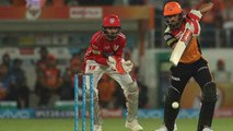 IPL 2018 KXIP vs SRH : Manish Pandey slams 2nd IPL 2018 50, Hyderabad fights back | वनइंडिया हिंदी