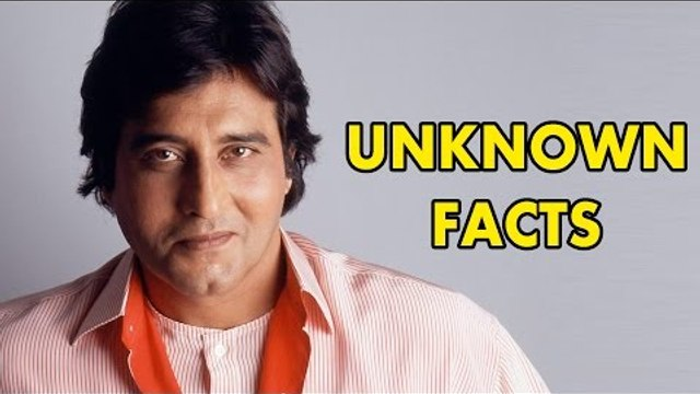 Veteran Actor Vinod Khanna UNKNOWN FACTS Passes Away At Age of 70