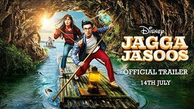 Jagga Jasoos Official Trailer Out | Ranbir Kapoor , Katrina Kaif