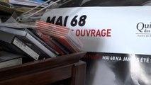 REGARD 489 - MAI 68 UNE BELLE OUVRAGE. Entretien  avec avec le producteur Loïc  Magneron. RLHD.TV