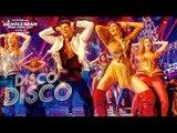 A Gentleman - Sundar, Susheel, Risky   Disco Disco Song Out   Sidharth   Jacqueline