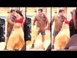 VIDEO - Salman Khan SHOOTS Mashallah Song In Shorts - Ek Tha Tiger