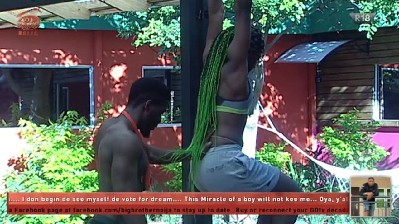 Big Brother Double Wahala Day 81: Never Underestimate The Trainer
