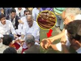 Sridevi's Last Rituals In Haridwar By Boney, Anil Kapoor, Manish Malhotra