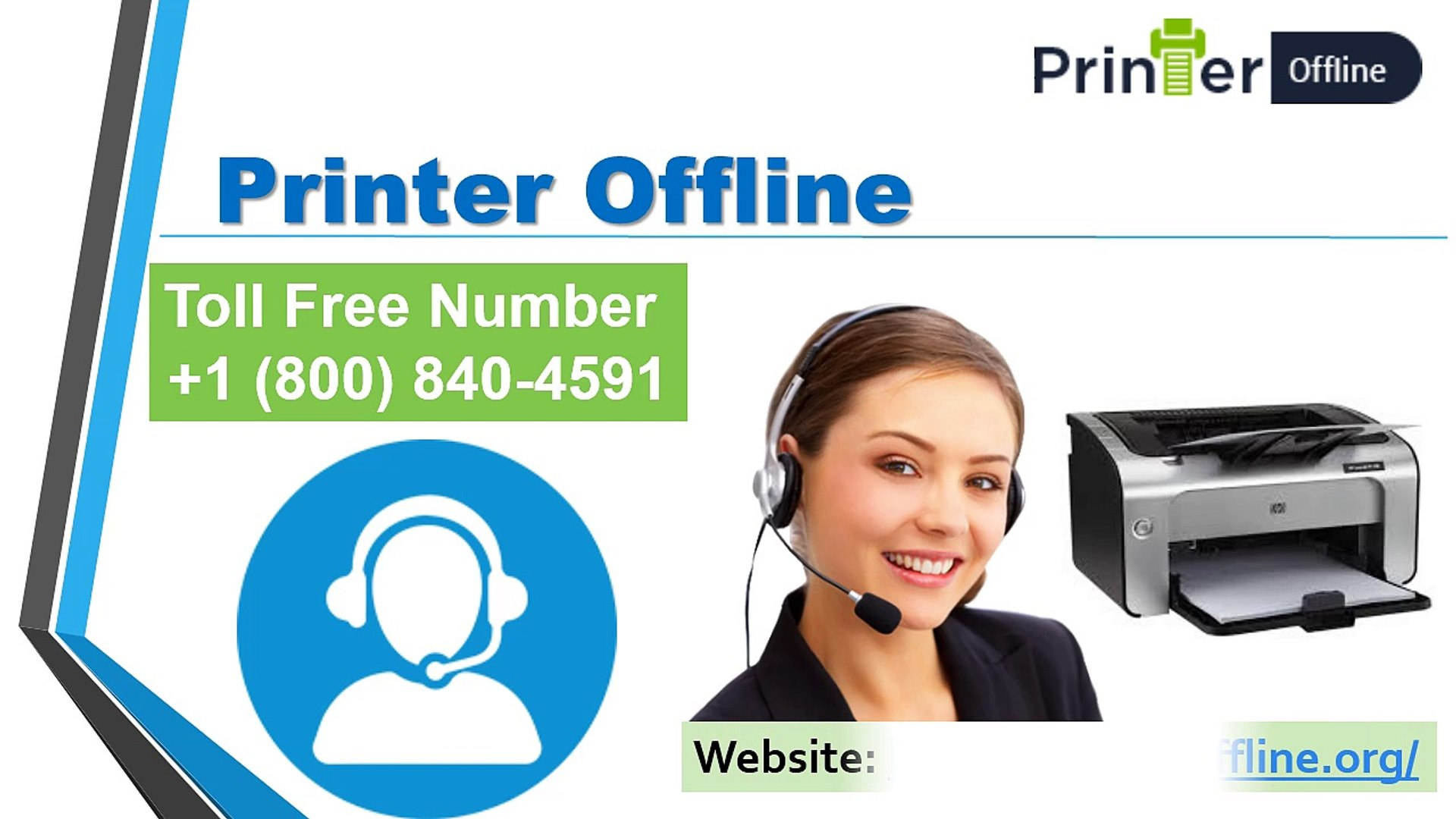 Know about Printer Services by Printer Offline Support