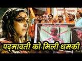 Deepika Padukone THREATENED For PADMAVATI - Karni Sena To CHOP Her Nose