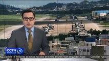 Tokio critica a EE.UU. después de que un helicóptero militar sobrevolara una escuela en Okinawa