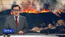 Un muerto y hasta 200.000 personas evacuadas en los incendios forestales en California