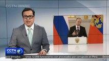 Vladimir Putin confirma su candidatura para las próximas elecciones rusas