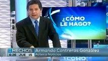 Armando Contreras González MURI0 Periodista de TV Azteca Armando Contreras Pierde La Vida Hechos AM