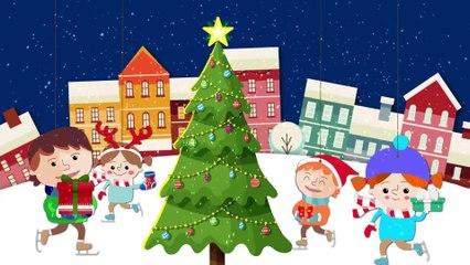 Jingle Bells | Preschool Songs & Kindergarten Nursery Rhymes
