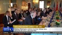 Beijing y Washington celebran el primer diálogo sobre aplicación de la ley y ciberseguridad