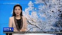 La región de Turfán experimenta fuertes vientos, dejando a más de mil personas afectadas