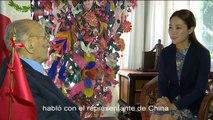 Entrevista a Luis Echeverría, el presidente que cimentó las relaciones sino-mexicanas
