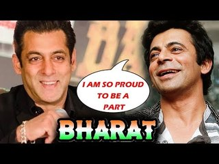 Salman's BHARAT - Sunil Grover Proud To Be Part Of It