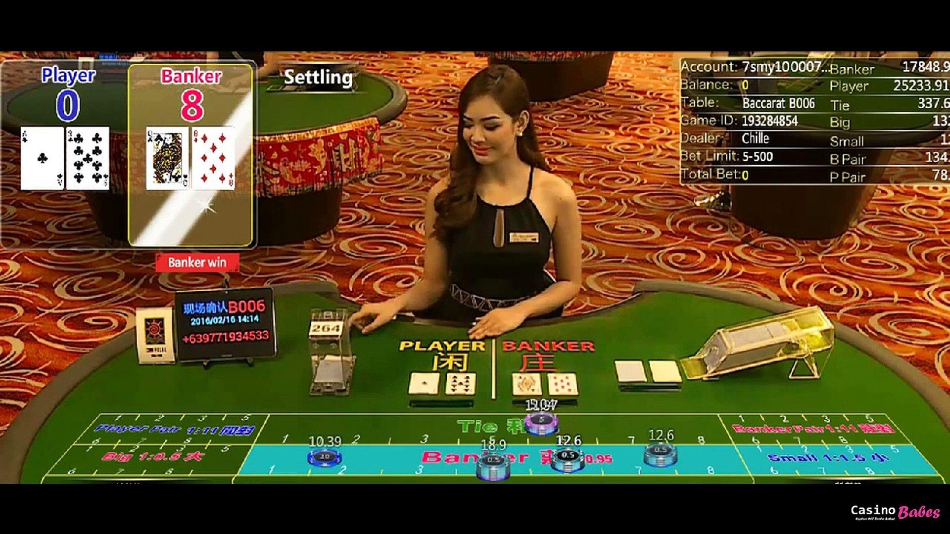 Live Dealer in Casino - Betting Radar - video Dailymotion