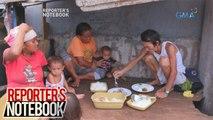 Reporter's Notebook: Ilang pamilya sa Navotas, naubusan ng NFA rice