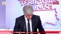Invité : Frédéric Lefebvre - Territoires d'infos (27/04/2018)