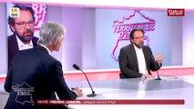 Best of Territoires d'Infos - Invité politique : Frédéric Lefebvre (27/04/18)