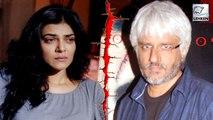 Why Did Vikram Bhatt And Sushmita Sen Broke Up