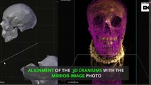 Brazil's first emperor brought to life with 3D face reconstruct