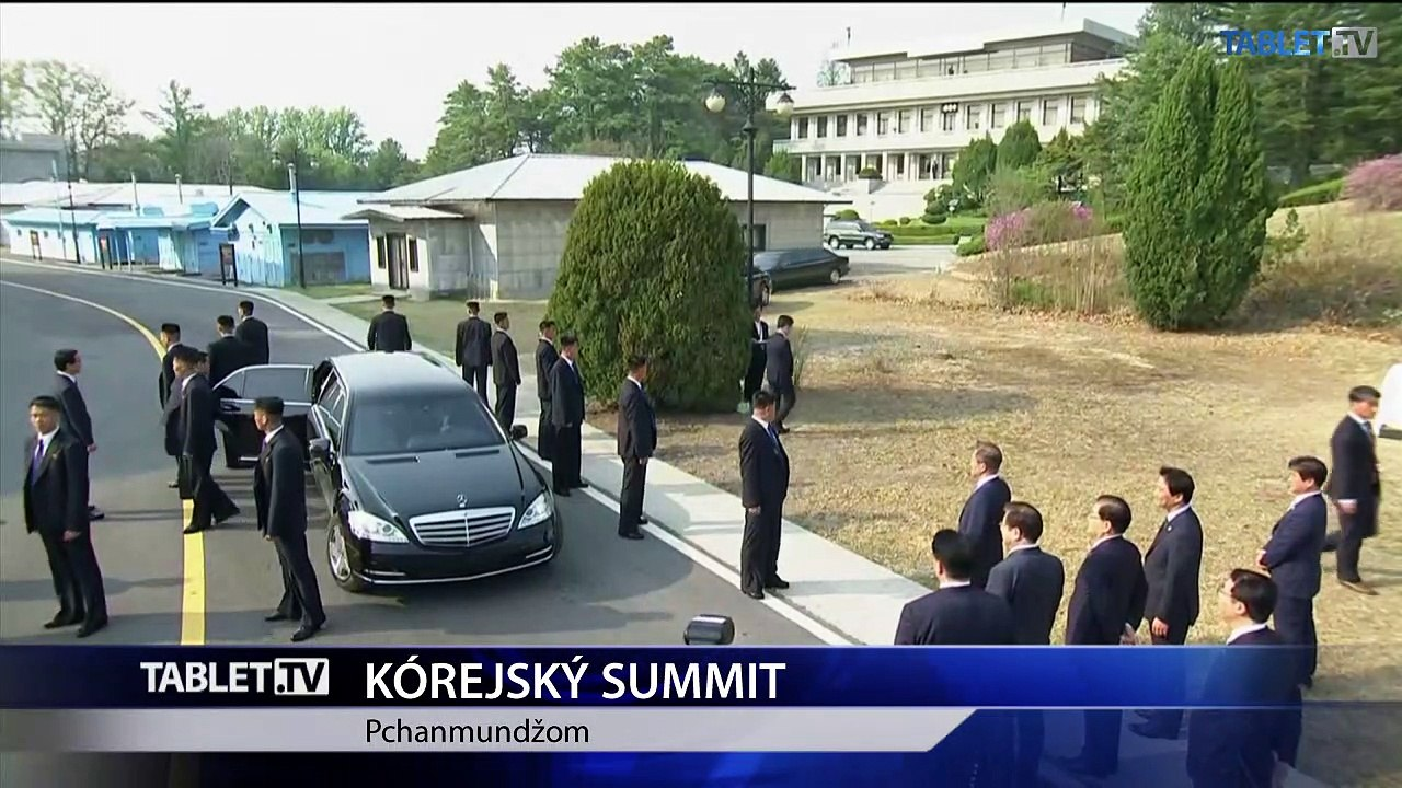 Kórejský summit: Skončili sa rokovania Mun Če-ina a Kim Čong-una
