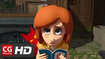"""CGI 3D Animation Short Film HD """"Now you know it anyway"""" by Polder Animation 