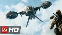 "CGI 3D Animation Short Film HD ""RUIN"" by WES BALL   CGMeetup"