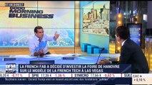 Nicolas Dufourcq (Bpifrance) : « Grâce à La French Fab, l'industrie française a un visage, une présence »