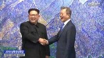 Kim Jong Un a osé une petite blague lors de sa rencontre avec le dirigeant Sud-coréen