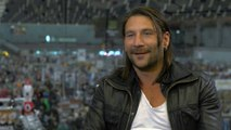 Exclusive Interview: Zach McGowan credits acting for his open mind