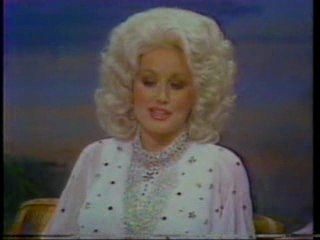 Johnny Carson's Famous Interview with Dolly Parton - 1980s