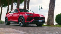 Lamborghini Urus 2018 Review   new Lambo 4x4 driven on and off-road   Autocar