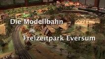 Modelleisenbahn Spur 0 im Freizeitpark Gut Eversum - Ein Video von Pennula zum Thema Eisenbahn-Schauanlagen und Modellbau sowie Modelleisenbahnen